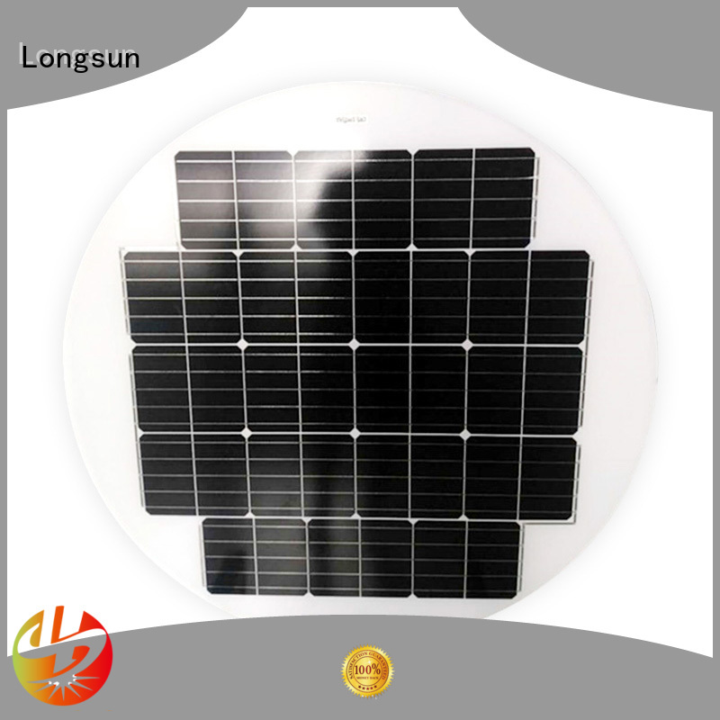 street solar power panels customized for Solar lights