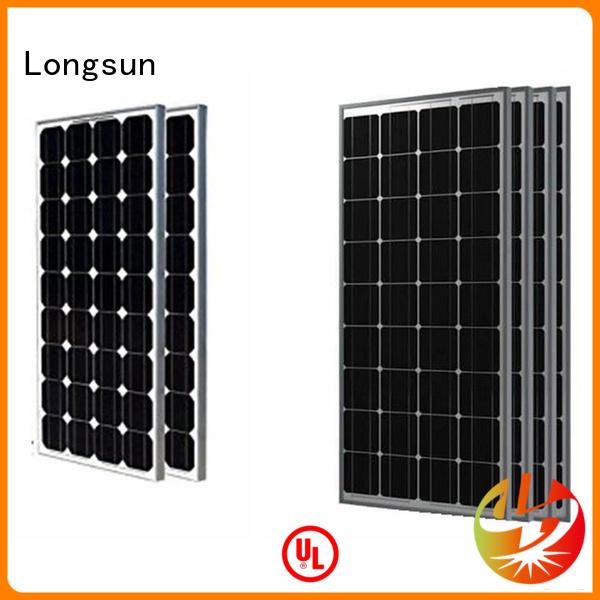 Longsun 315w powerful solar panels marketing for communication field