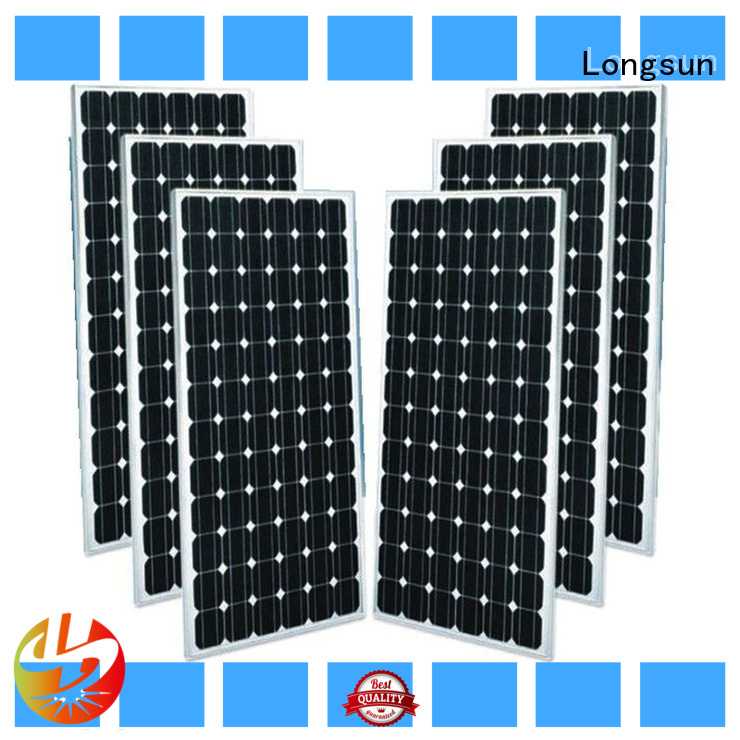 sturdy mono solar panel solar supplier for ground facilities