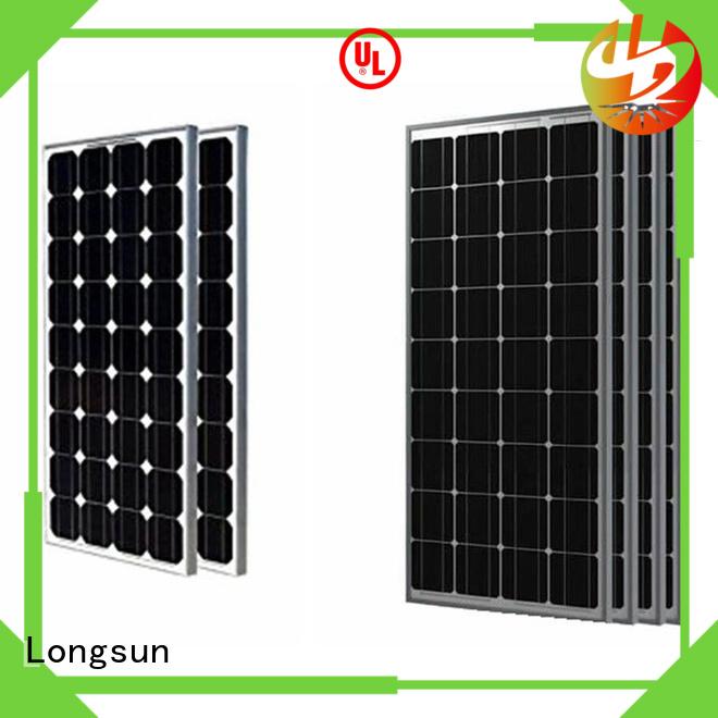 Longsun long-lasting high quality solar panel customized for marine