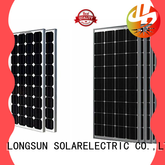 online high tech solar panels monocrystalline customized for powerless area