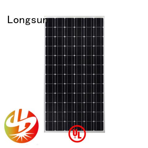 Longsun widely used highest watt solar panel customized for petroleum