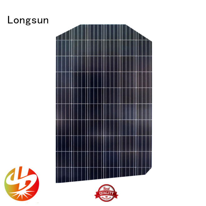 Longsun natural solar panel manufacturers supplier for communications