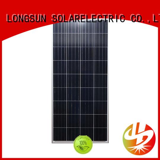 Longsun module poly solar module directly sale for solar power generation systems