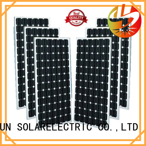 durable sunpower solar panels 300wpmono directly sale for ground facilities