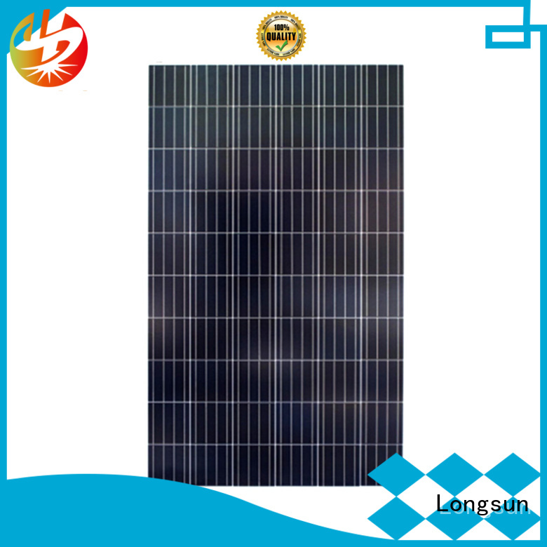 pv poly panel series for communications Longsun