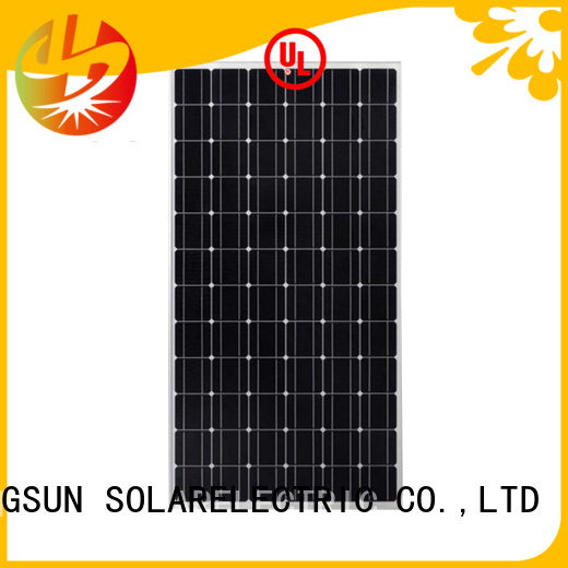 Longsun highout sunpower solar panels wholesale for photovoltaic power station