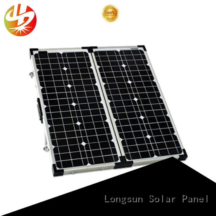 foldable best foldable solar panel solar supplier for 4WD