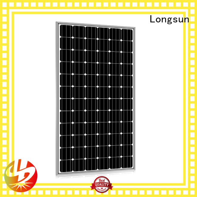 widely used high capacity solar panels 330w supplier for meteorological