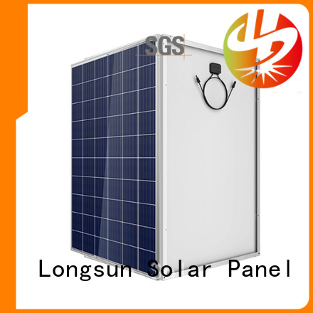 competitive price sunpower solar panels 285w customized for petroleum
