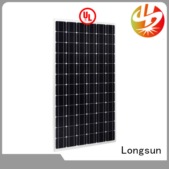 Longsun durable most powerful solar panel 280w for powerless area