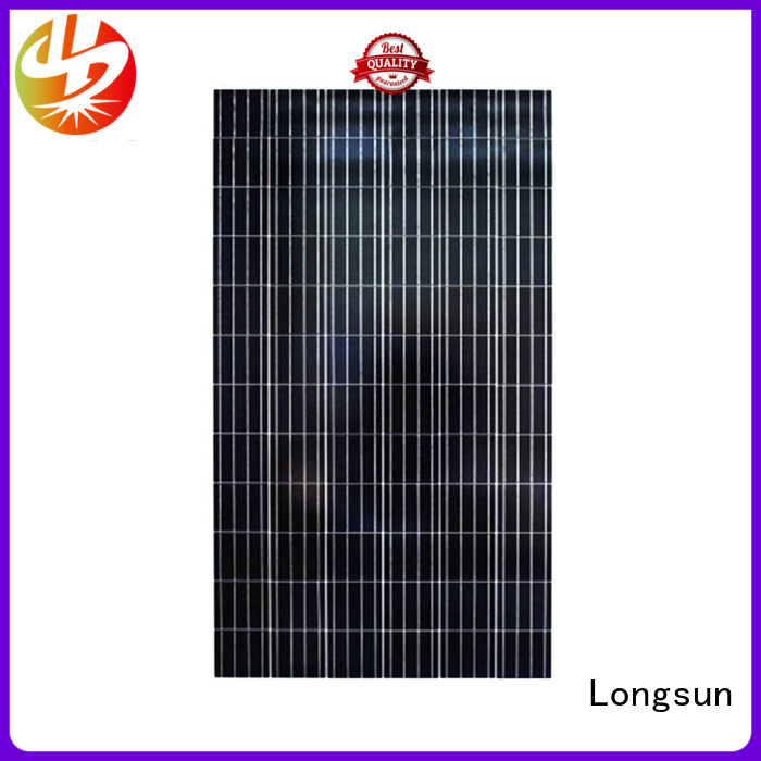Longsun solar poly panel series for communications