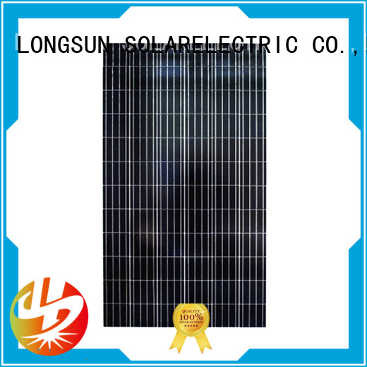 Longsun solar sunpower module order now for solar street lights