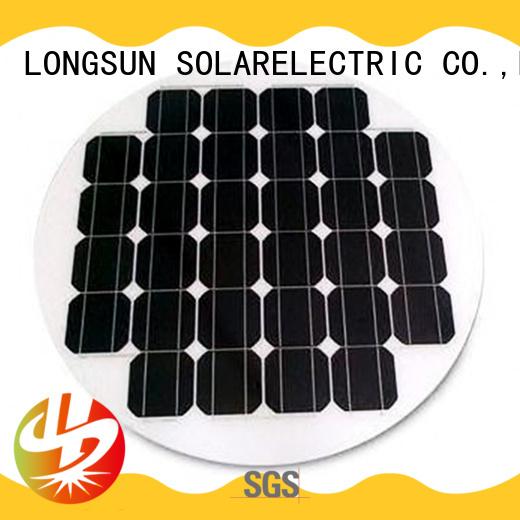 Longsun lights solar power panels wholesale for Solar lights