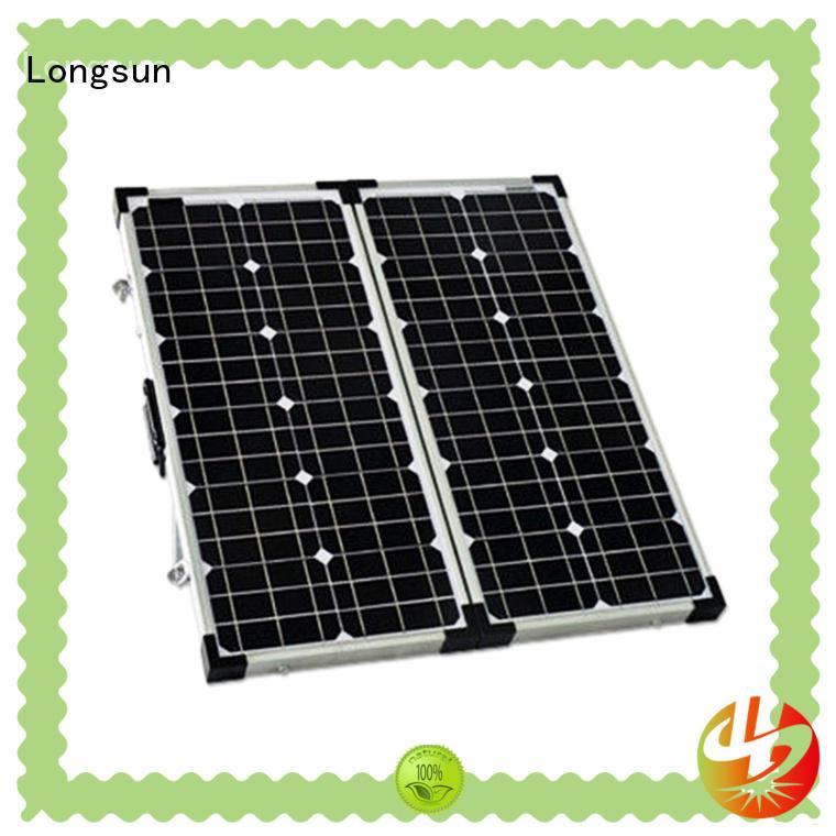 Longsun panels solar panels directly sale for caravaning