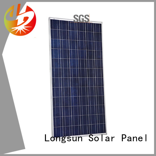 Longsun mono high output solar panel for petroleum