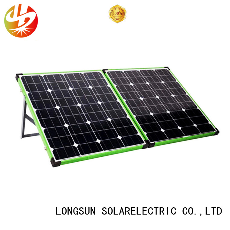 Longsun high quality solar panel manufacturers producer for boating
