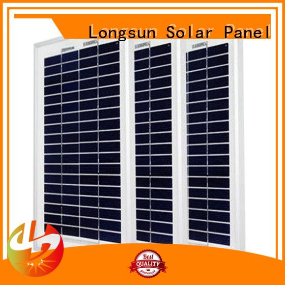 Longsun per solar panel suppliers dropshipping for solar power generation systems