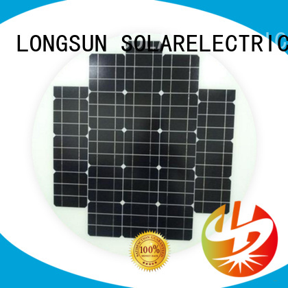 UV resistant new solar panels 40w supplier for Solar lights