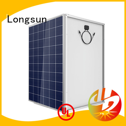 Longsun online high efficiency solar panels panels for powerless area