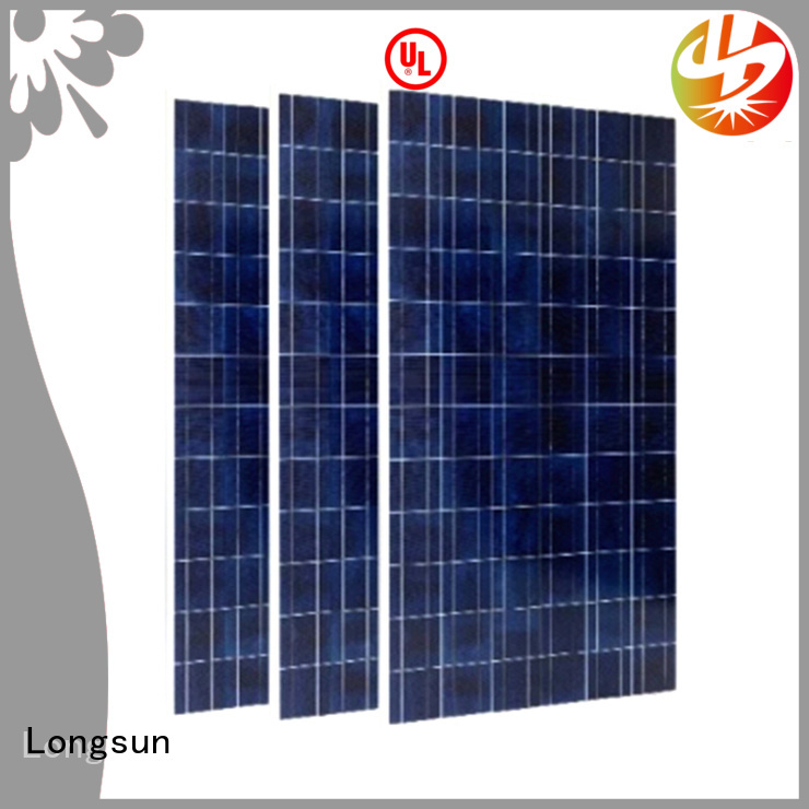 Longsun highout powerful solar panels wholesale for powerless area