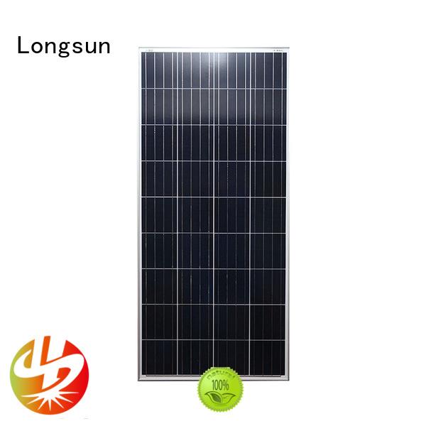 Longsun competitive price sunpower module series for solar power generation systems