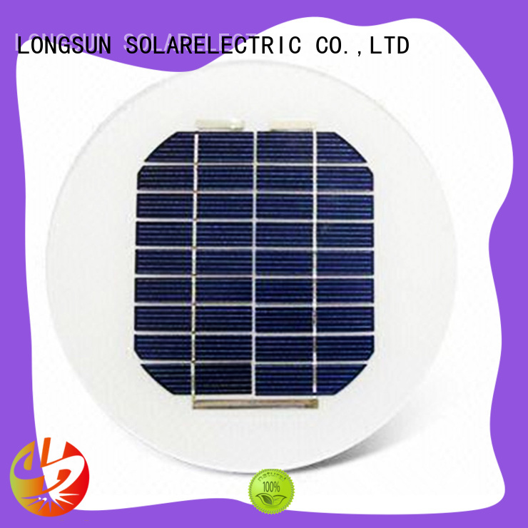 Longsun 60w new solar panels customized for Solar lights