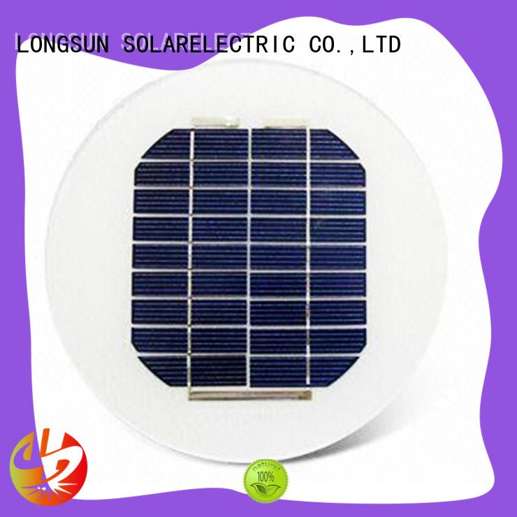 Longsun 60w new solar panels customized for Solar lights