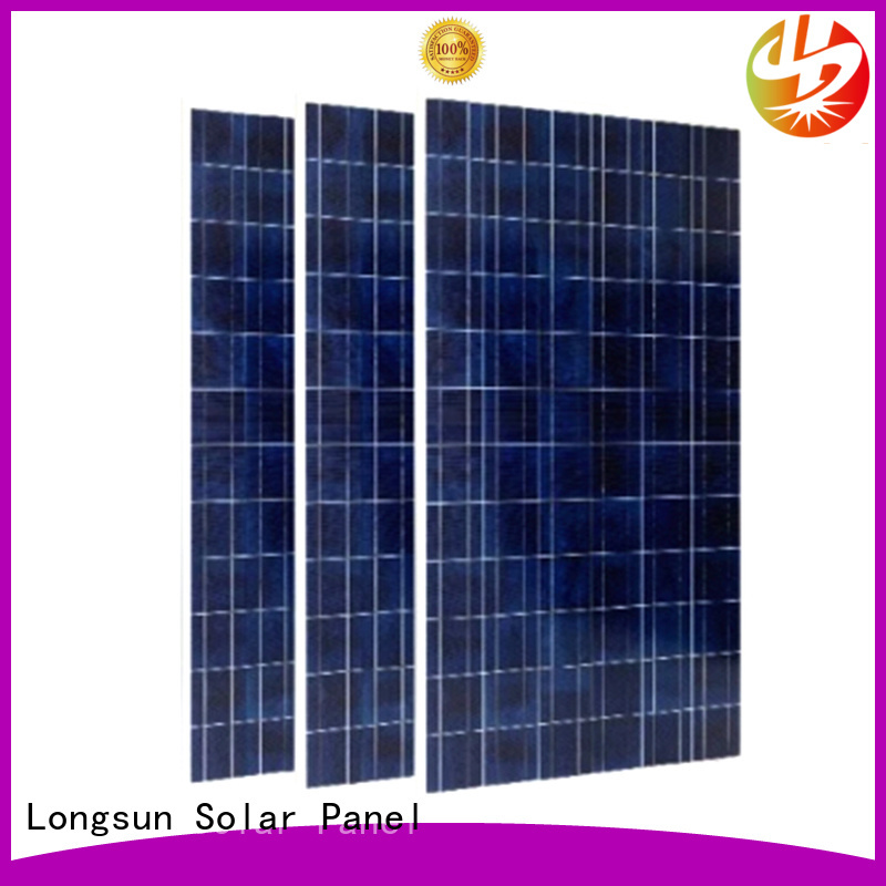 reliable powerful solar panels 285w vendor for powerless area