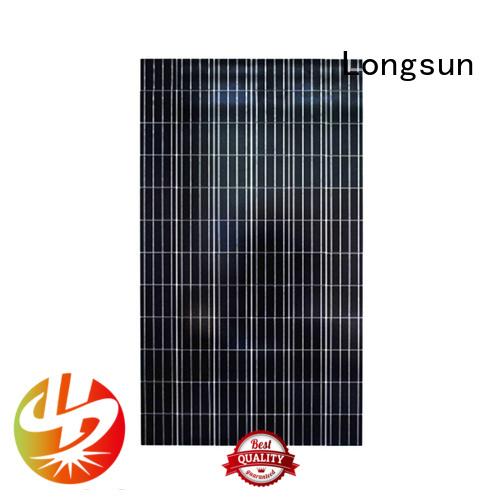 Longsun widely used polycrystalline solar module wholesale for solar street lights