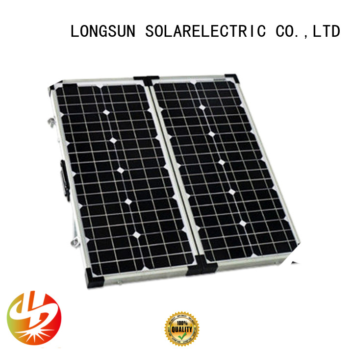 panels folding solar panels factory price for caravaning Longsun