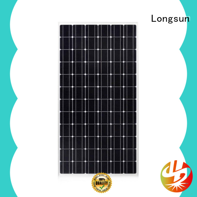 Longsun module monocrystalline solar module wholesale for space