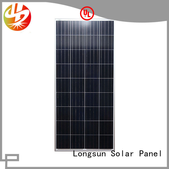 Longsun eco-friendly solar panel manufacturers wholesale for solar power generation systems
