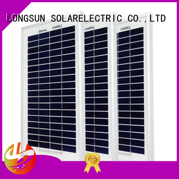 poly solar panel suppliers wholesale for communications Longsun