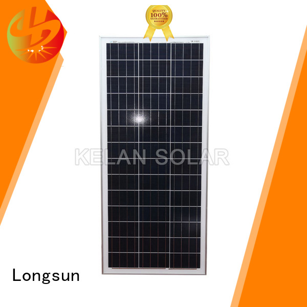 Longsun high-quality solar cell panel directly sale for communications