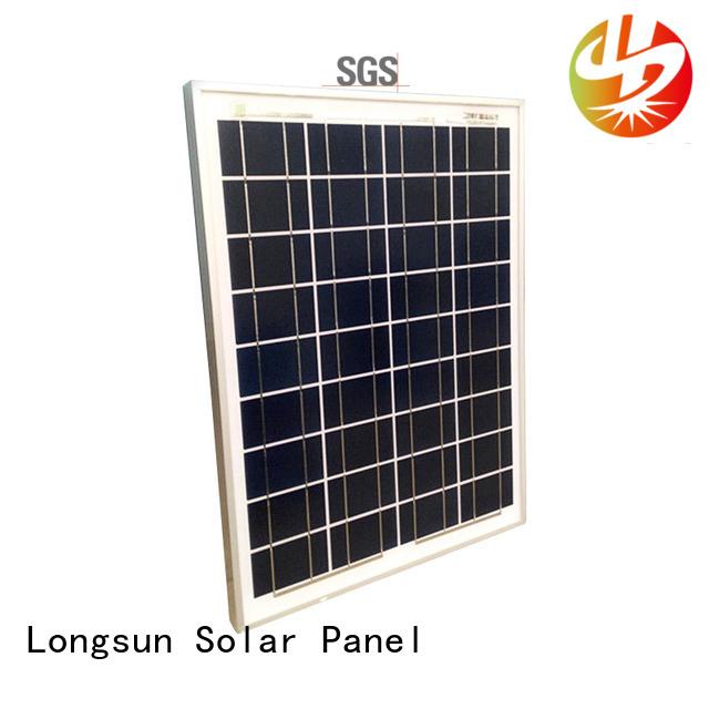poly solar panel panel for aerospace Longsun