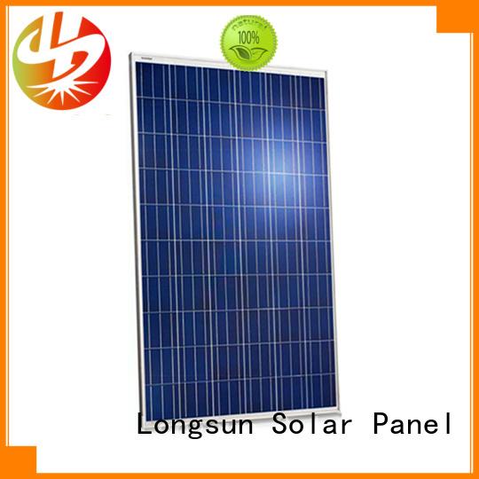 durable high watt solar panel highout manufacturer for powerless area