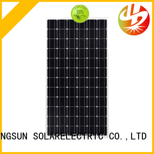 Longsun solar mono pv module supplier for ground facilities
