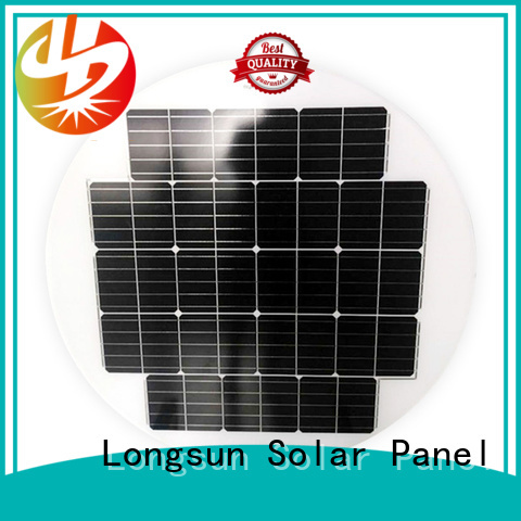 Longsun lights new solar panels producer for other Solar applications