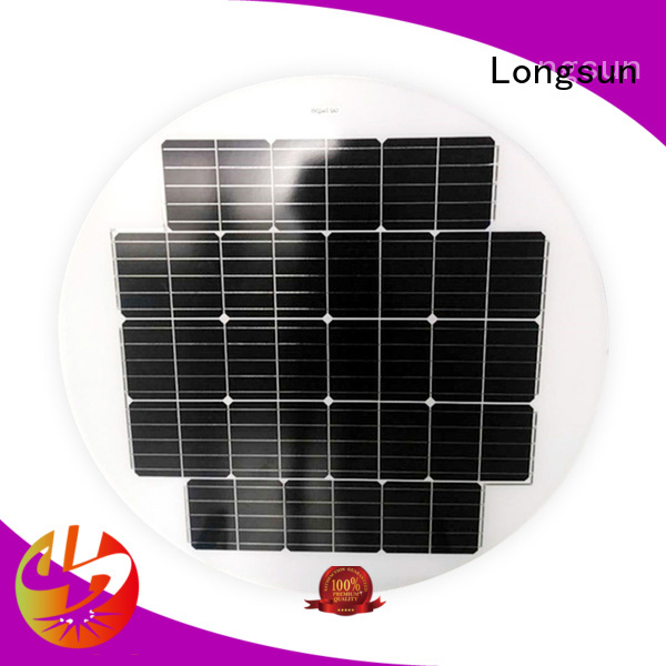 Longsun good to use solar power panels wholesale for Solar lights