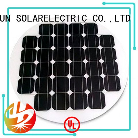 lights round solar panels factory price for other Solar applications Longsun