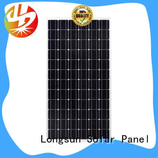 durable sunpower solar panels module overseas market for space