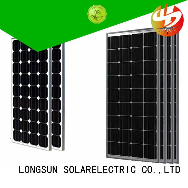 Longsun long-lasting best solar panel company customized for lamp power supply