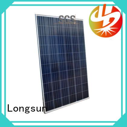 professional solar panel efficiency for communication field Longsun