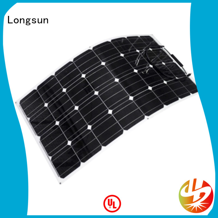 eco-friendly solar panel manufacturers flexible dropshipping for roof of rv