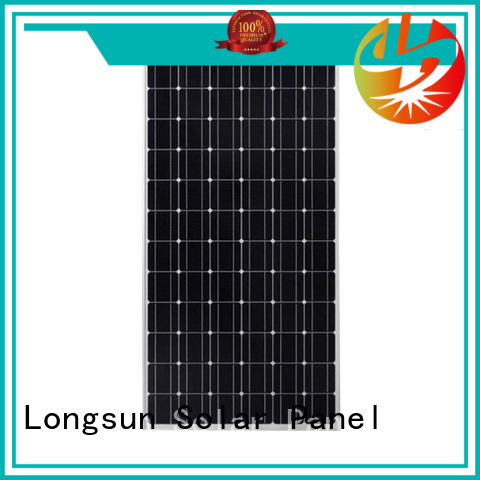 Longsun durable high tech solar panels series for traffic field