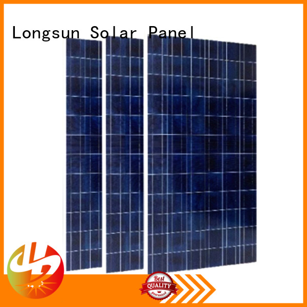 Longsun poly high tech solar panels wholesale for lamp power supply