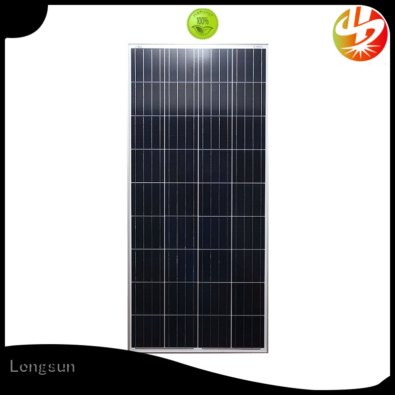 Longsun high-quality solar pv modules manufacturers dropshipping for solar street lights