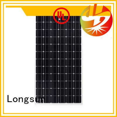 waterproof monocrystalline solar panel monosolar overseas market for space