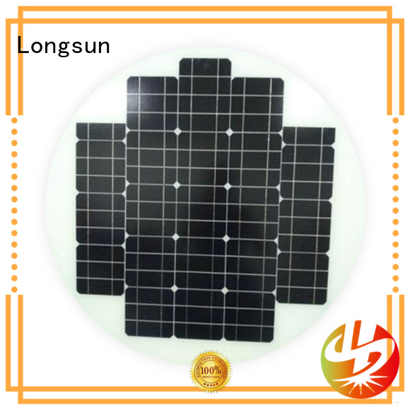 Longsun UV resistant solar cell panel customized for Solar lights